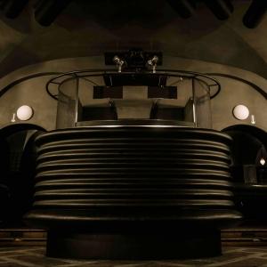 Zvukařská kabina 2